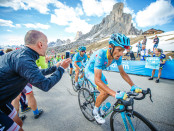 2016 Giro d'Italia, Tour of the Dolomites: Scarponi leads